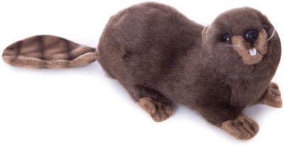 Мягкая игрушка Hansa Бобёр , 20 см фото-1