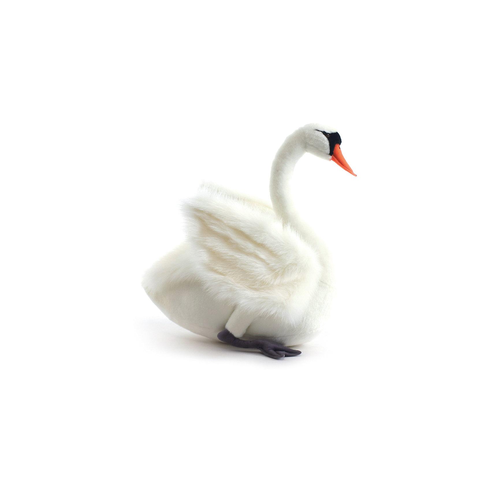 Лебедь белый , 45 см, HansaЗвери и птицы<br><br><br>Ширина мм: 640<br>Глубина мм: 310<br>Высота мм: 450<br>Вес г: 840<br>Возраст от месяцев: 36<br>Возраст до месяцев: 2147483647<br>Пол: Унисекс<br>Возраст: Детский<br>SKU: 6680730