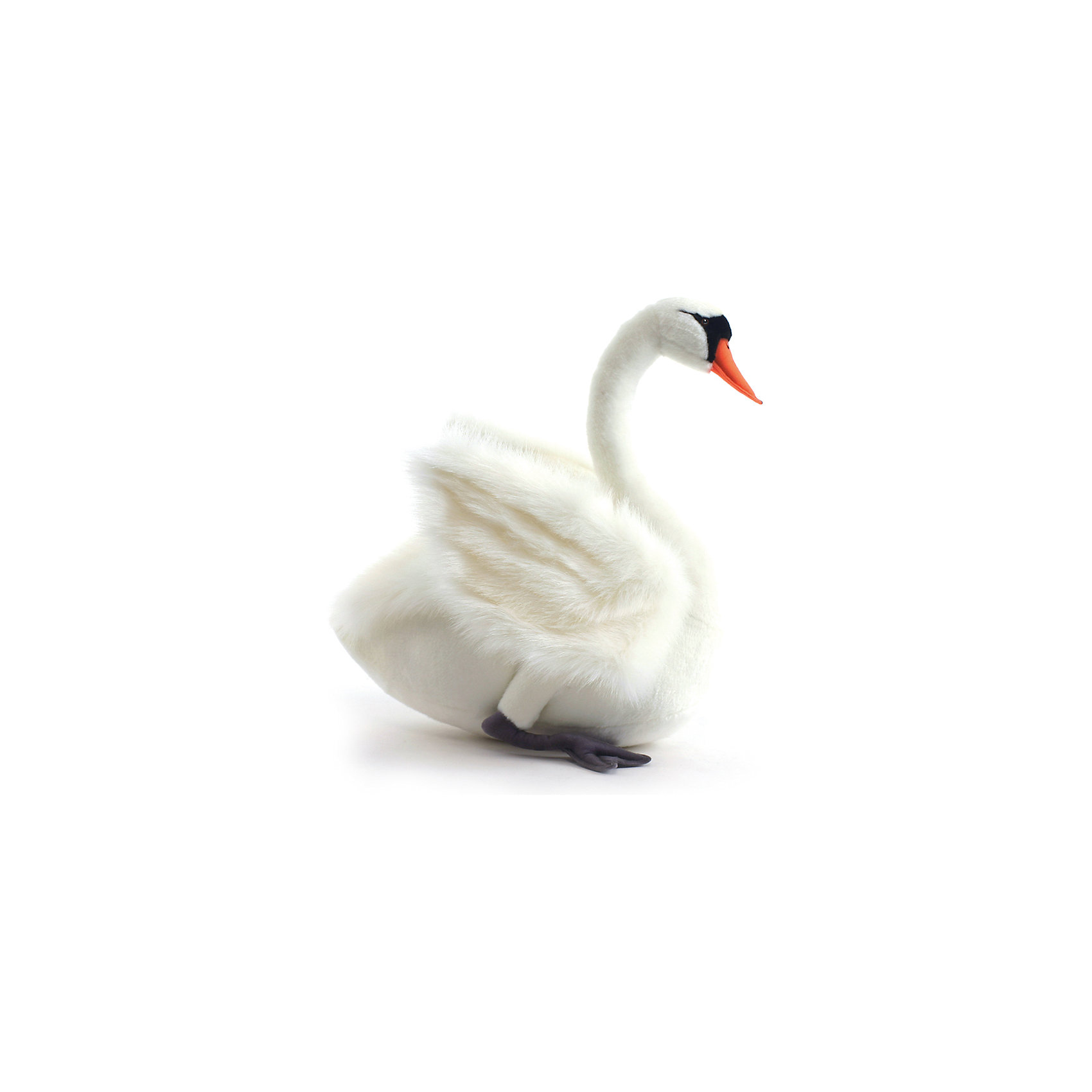 Лебедь белый, 27 см, HansaЗвери и птицы<br><br><br>Ширина мм: 290<br>Глубина мм: 190<br>Высота мм: 270<br>Вес г: 250<br>Возраст от месяцев: 36<br>Возраст до месяцев: 2147483647<br>Пол: Унисекс<br>Возраст: Детский<br>SKU: 6680731