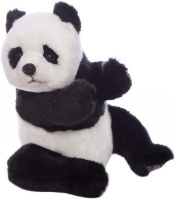 Мягкая игрушка Hansa Панда (сидящая) , 25 см