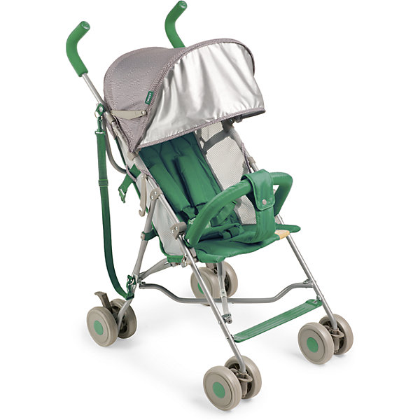 Коляска-трость Happy Baby Twiggy, зеленыйКоляски-трости<br>Характеристики:<br><br>• регулируемое наклон спинки коляски, 2 положения: сидя и полусидя;<br>• имеется гибкая пластиковая подножка;<br>• съемный защитный бампер с мягким паховым ограничителем;<br>• 5-ти точечные ремни безопасности;<br>• капюшон оснащен солнцезащитным козырьком;<br>• сдвоенные колеса;<br>• передние поворотные колеса с блокировкой;<br>• задние колеса с независимыми рычагами тормоза;<br>• тип складывания: трость;<br>• плечевой ремень для транспортировки коляски на плече в сложенном виде;<br>• предусмотрен крючок для блокировки коляски-трости;<br>• в комплекте съемный подстаканник и инструкция;<br>• материал: алюминий, пластик, полиэстер.<br><br>Размеры:<br><br>• размер коляски: 74х51х98 см;<br>• размер коляски в сложенном виде: 109х29х34 см;<br>• вес коляски: 5,6 кг;<br>• вес коляски без бампера и капора: 4,6 кг;<br>• ширина сиденья: 30 см;<br>• глубина сиденья: 26 см;<br>• диаметр колес: 13 см;<br>• допустимая нагрузка: до 15 кг;<br>• вес в упаковке: 6,8 кг.<br><br>Коляску-трость Happy Baby Twiggy, цвет зеленый можно купить в нашем интернет-магазине.<br>Ширина мм: 305; Глубина мм: 190; Высота мм: 1130; Вес г: 6800; Цвет: зеленый; Возраст от месяцев: 7; Возраст до месяцев: 36; Пол: Унисекс; Возраст: Детский; SKU: 6681544;