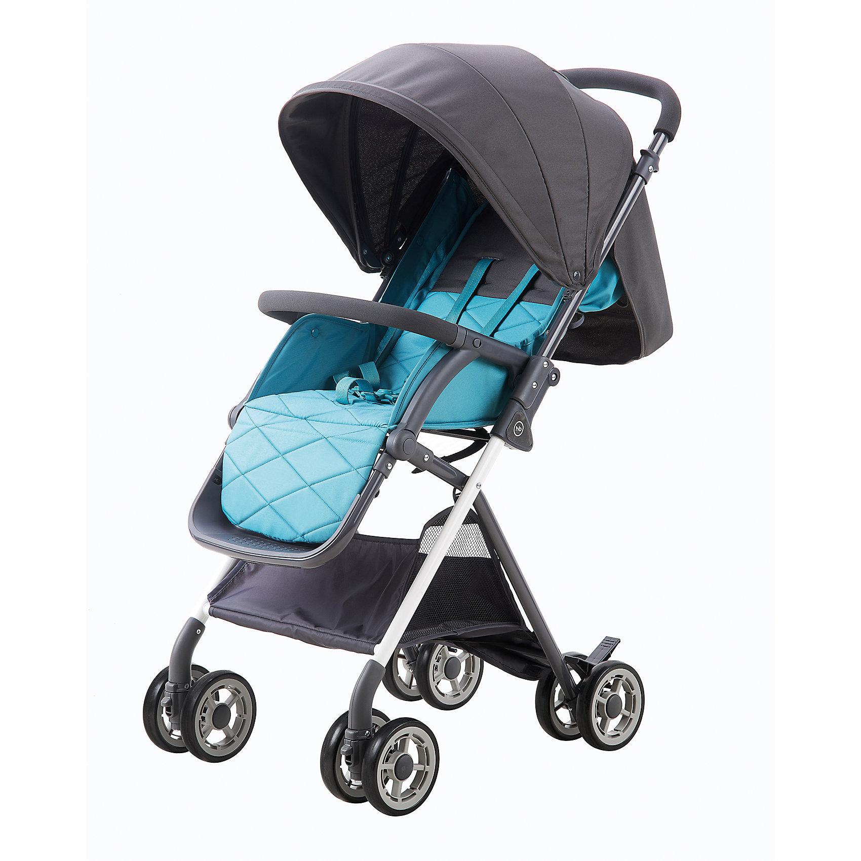 Прогулочная коляска Happy Baby Mia, морскойКоляски-трости<br>Коляска MIA покорит вас своим стильным видом и отличными ходовыми данными. Плавный ход коляски обеспечивают двойные колёса, при этом передние поворачиваются на 360° и имеют возможность фиксации. В конструкцию встроена специальная сетка, которая обеспечивает циркуляцию воздуха и предотвращает выпадение ребенка в лежачем положении. Коляска имеет съемный бампер, регулируемую с помощью ремня спинку, а также вместительную корзину.<br><br>Ширина мм: 765<br>Глубина мм: 275<br>Высота мм: 445<br>Вес г: 9500<br>Возраст от месяцев: 7<br>Возраст до месяцев: 36<br>Пол: Унисекс<br>Возраст: Детский<br>SKU: 6681545