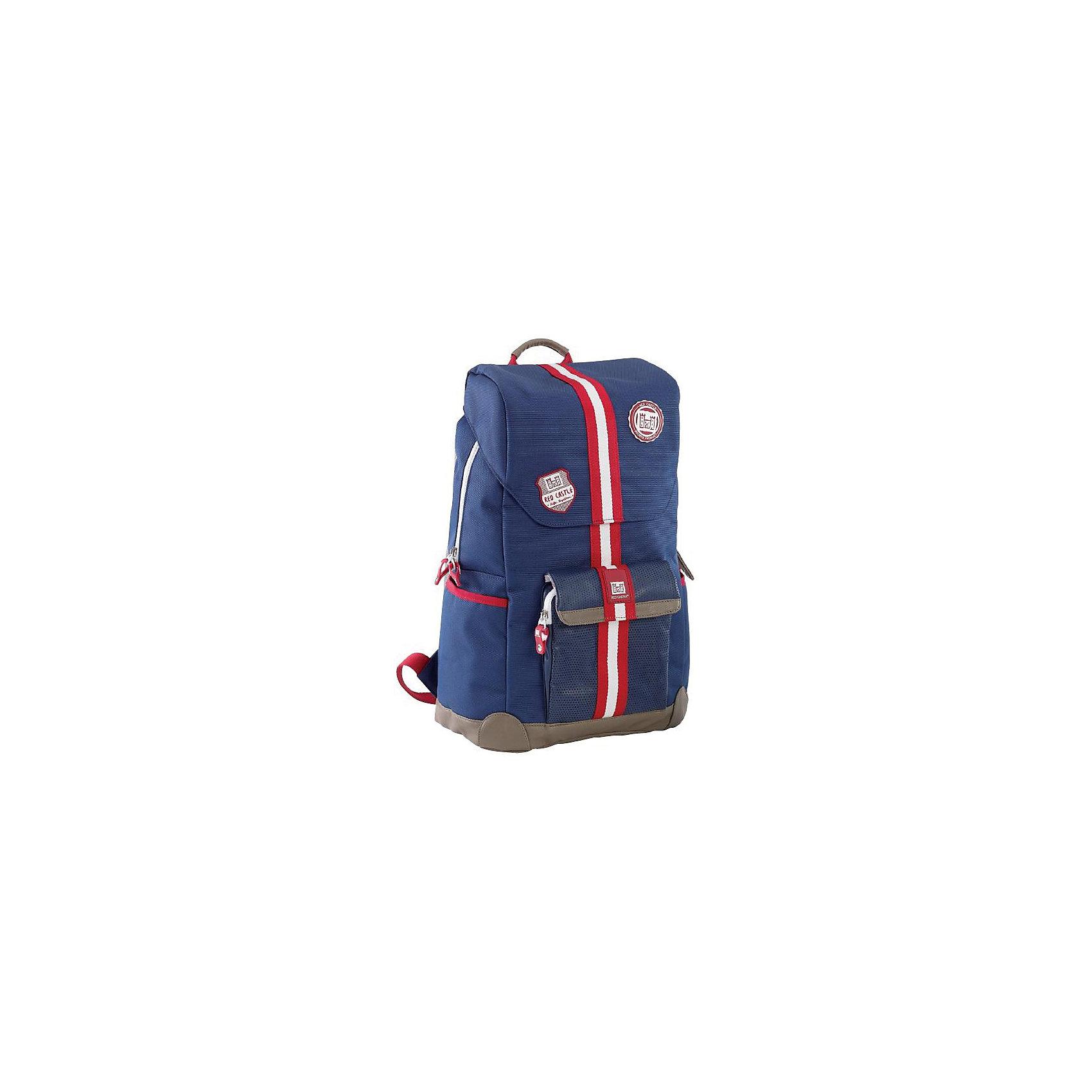 Рюкзак City Changing Bag, Red Castle, голубойВсё для мам<br>Шикарный, стильный рюкзак, ваши руки свободны, когда вы одни или с детьми.<br>• Удобный сменный матрасик, находящийся в специальном отсеке.<br>• Множество карманов для хранения. Передний карман специально для родителей (в нём можно хранить ключи, кошелек, сотовый телефон ...), внешние боковые карманы для других мелочей.<br>• Повышенный комфорт. Мягкая спинка 3D-Mesh – это технически совершенный, дышащий материал.<br>• Эффективный держатель, простой крепежный крюк.<br>• Изотермический карман для бутылочек, оставляет детскую еду теплой или прохладной.<br>• Разработан из высокопрочных материалов для повседневного использования.<br>Уход за изделием:<br>Чистка влажной губкой или машинная стирка в деликатном режиме.<br> Матрасик : Машинная стирка 30 °.<br><br>Ширина мм: 320<br>Глубина мм: 130<br>Высота мм: 480<br>Вес г: 1350<br>Возраст от месяцев: 216<br>Возраст до месяцев: 1188<br>Пол: Унисекс<br>Возраст: Детский<br>SKU: 6681997