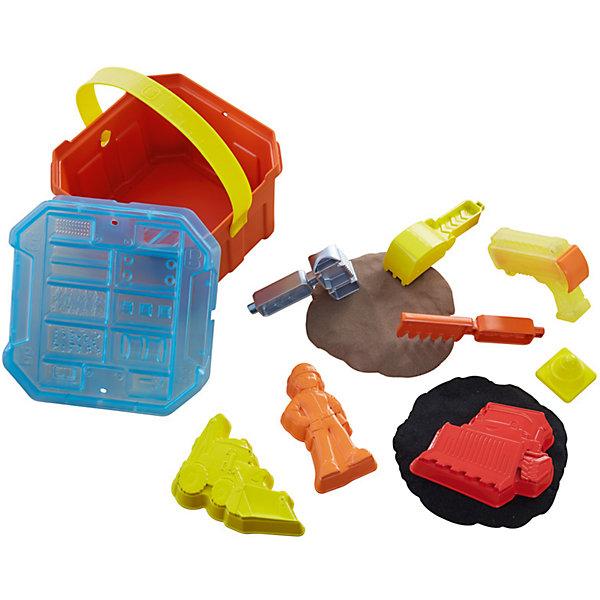 Игровой набор Fisher-Price Боб-строитель Контейнер для строительства и песокИгрушки для песочницы<br>Характеристики товара:<br><br>• возраст: от 3 лет<br>• материал: пластик;<br>• пластилин: 2 баночки по 141гр.<br>• размер упаковки: 11,5X15X15 см;<br>• страна бренда: США<br>• страна изготовоитель: Китай<br><br>Ящичек «Смешивай и лепи» позволит почувствовать себя настоящими строителями. С помощью песка «Смешивай и лепи» в двух цветах дети смогут лепить кирпичи и строить из них стены, скрепляя их песком другого цвета. <br><br>В этом деле им помогут Боб-строитель™, Скуп и Мак: для каждого персонажа предусмотрена своя формочка с тщательно проработанными деталями. <br><br>В комплект также входят четыре различных инструмента для лепки. Отдельно стоит отметить экструдер: он формирует из песка блоки, из которых легко построить что угодно!<br><br>Игровой набор Fisher-Price Боб-строитель Контейнер для строительства и песок можно купить в нашем интернет-магазине.<br>Ширина мм: 152; Глубина мм: 154; Высота мм: 116; Вес г: 654; Возраст от месяцев: 36; Возраст до месяцев: 72; Пол: Мужской; Возраст: Детский; SKU: 6682476;