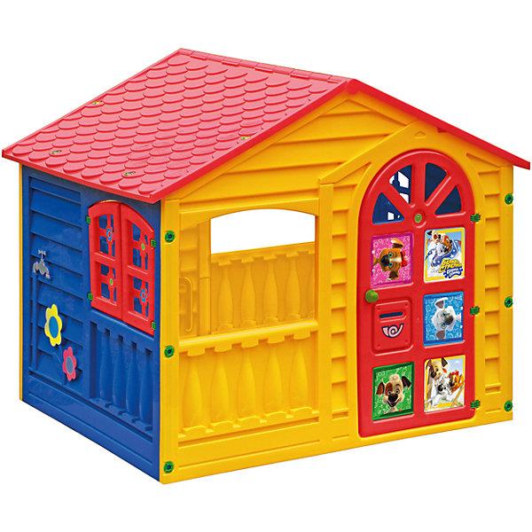 Игровой домик Белка-Стрелка, PalPlayДомики и мебель<br><br>Ширина мм: 1300; Глубина мм: 1090; Высота мм: 1150; Вес г: 20290; Возраст от месяцев: 24; Возраст до месяцев: 2147483647; Пол: Унисекс; Возраст: Детский; SKU: 6688604;