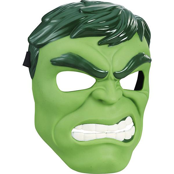 Маска Мстители Халк, HasbroИдеи подарков<br>Характеристики:<br><br>• возраст: от 5 лет<br>• материал: пластик<br>• размер упаковки:290х119х10 мм.<br>• вес: 140 гр.<br><br>Маска Халка от Hasbro (Хасбро) поможет ребенку представить себя супергероем, которой спасает мир от злодеев и погрузиться с друзьями в увлекательный игровой процесс. Маска выполнена очень реалистично, все детали тщательно проработаны. Она надежно закрепляется на голове ребенка с помощью эластичной резинки. Изделие изготовлено из качественного пластика и наверняка понравится поклонникам этого героя.<br><br>Маску Мстителя, B9945/C0482, Мстители, Hasbro (Хасбро) можно купить в нашем интернет-магазине.<br>Ширина мм: 290; Глубина мм: 119; Высота мм: 10; Вес г: 140; Возраст от месяцев: 60; Возраст до месяцев: 2147483647; Пол: Мужской; Возраст: Детский; SKU: 6711762;