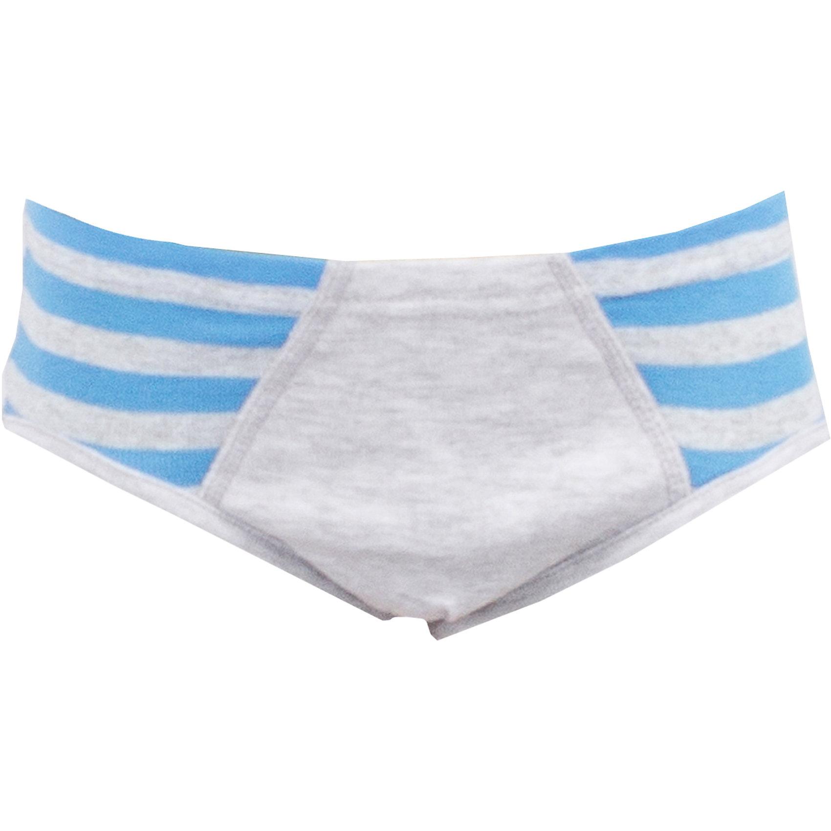 Трусы для мальчика АпрельНижнее бельё<br>Характеристики товара:<br><br>• цвет: серый/голубой<br>• состав: хлопок 70%, полиэстер 30%<br>• эластичный мягкий трикотаж<br>• мягкая окантовка<br>• швы не натирают<br>• натуральный материал<br>• позволяет телу дышать<br>• гипоаллергенная ткань<br>• страна бренда: Российская Федерация<br>• страна производства: Российская Федерация<br><br>Трусы-плавки для мальчика. Трусы с мягкой окантовкой краев.<br><br>Трусы для мальчика Апрель можно купить в нашем интернет-магазине.<br><br>Ширина мм: 196<br>Глубина мм: 10<br>Высота мм: 154<br>Вес г: 152<br>Цвет: серый<br>Возраст от месяцев: 84<br>Возраст до месяцев: 96<br>Пол: Мужской<br>Возраст: Детский<br>Размер: 128,98,104,110,116,122<br>SKU: 6715016