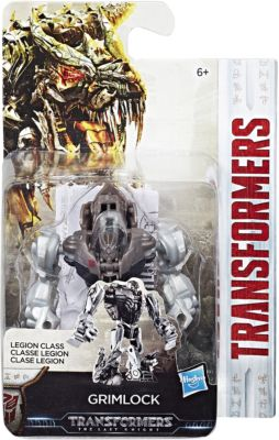 Hasbro Фигурка Трансформеры: Последний рыцарь - Гримлок, 7,5 см