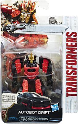 Hasbro Фигурка Трансформеры: Последний Рыцарь - Автобото Дрифт, 7,5 См