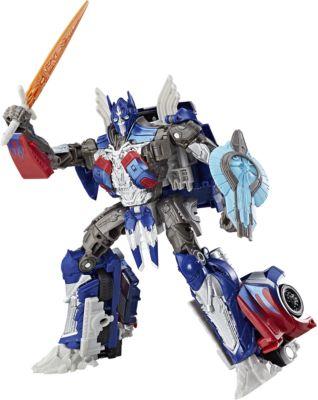 Hasbro Фигурка Трансформеры: Последний рыцарь - Оптимус Прайм, 15 см