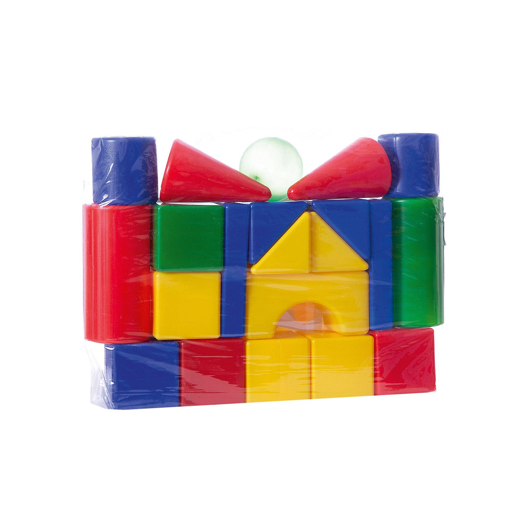 Набор Теремок, 21 элемент, Десятое королевствоКонструкторы для малышей<br>Характеристики:<br><br>• возраст: от 3 лет<br>• в наборе: кубик 7 шт. (8х8 см), большой цилиндр 2 шт. (?8х16 см), малый цилиндр 2 шт. (?8х8 см), конус 2 шт. (?8х13 см), треугольная призма 4 шт. (8х8 см), прямоугольная призма 2 шт (16х8х3 см), шар (?8 см), арка (16х8х8 см)<br>• количество элементов: 21<br>• материал: выдувная пластмасса<br>• упаковка: сумка ПВХ<br>• размер упаковки: 50х36х8 см.<br>• вес: 650 гр.<br><br>Конструктор «Теремок» от российского производителя Десятое королевство предназначен для детей дошкольного возраста. Он состоит из ярких цветных фигур различной формы. Из элементов конструктора малыш сможет построить самый настоящий сказочный теремок с крышей и башенками, а также — множество других сооружений. <br><br>Все элементы изготовлены из прочного и безопасного пластика. Внутри они полые, поэтому легкие и подходят даже для самых маленьких строителей. Конструктор упакован в прозрачную сумку. Игра с конструктором развивает у детей мелкую моторику, логическое мышление, цветовое восприятие.<br><br>Набор Теремок, 21 элемент, Десятое королевство можно купить в нашем интернет-магазине.<br><br>Ширина мм: 360<br>Глубина мм: 500<br>Высота мм: 80<br>Вес г: 690<br>Возраст от месяцев: 36<br>Возраст до месяцев: 2147483647<br>Пол: Унисекс<br>Возраст: Детский<br>SKU: 6723920
