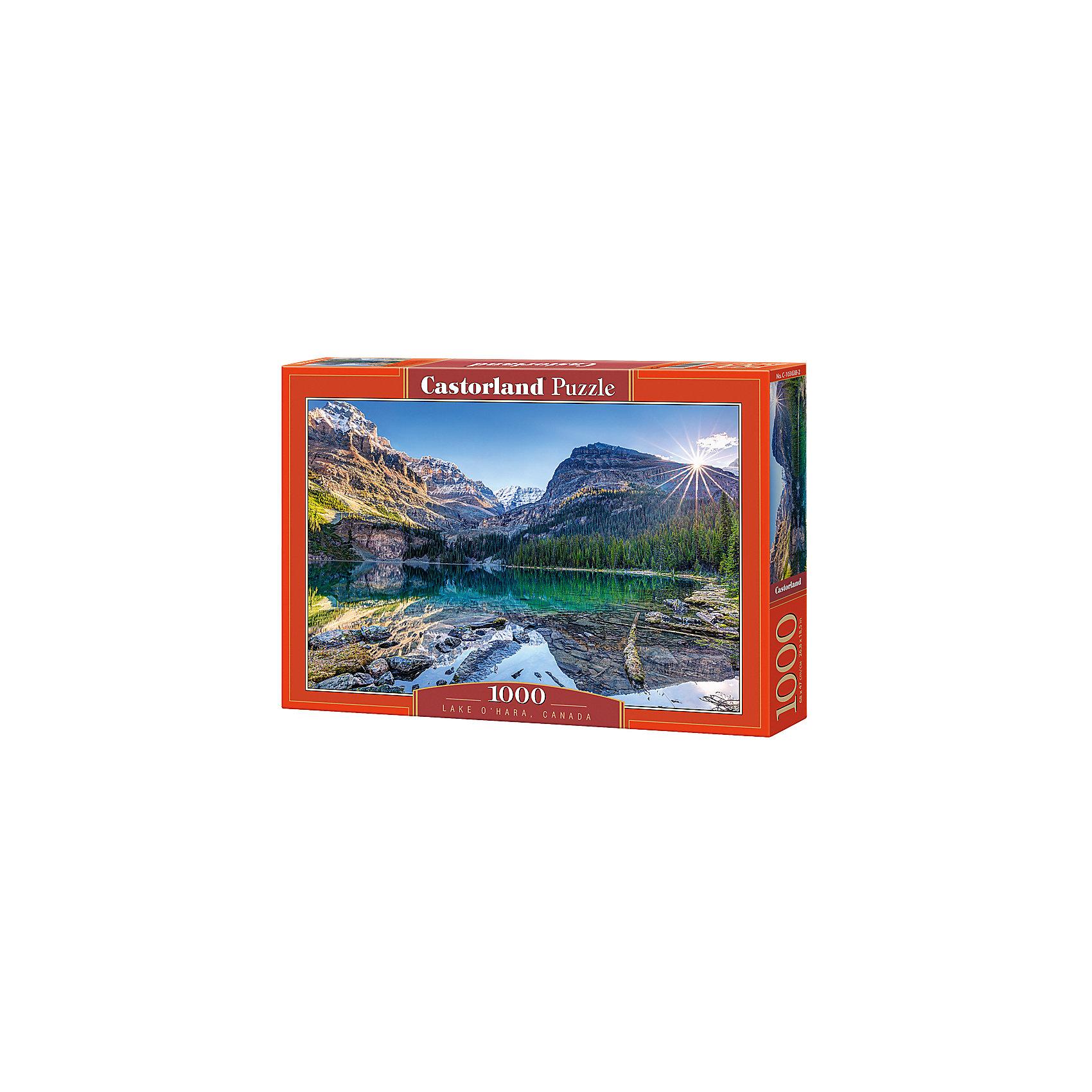 Пазл Озеро Охара, Канада, 1000 деталей, CastorlandКлассические пазлы<br><br><br>Ширина мм: 350<br>Глубина мм: 250<br>Высота мм: 50<br>Вес г: 500<br>Возраст от месяцев: 168<br>Возраст до месяцев: 2147483647<br>Пол: Унисекс<br>Возраст: Детский<br>SKU: 6725076