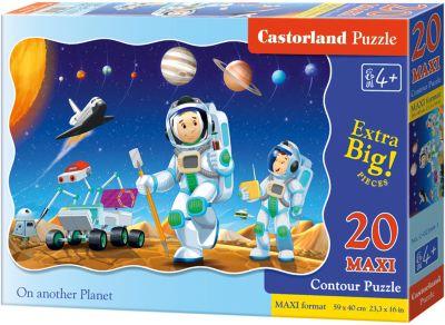 Макси-пазл Castorland На другой планете , 20 деталей