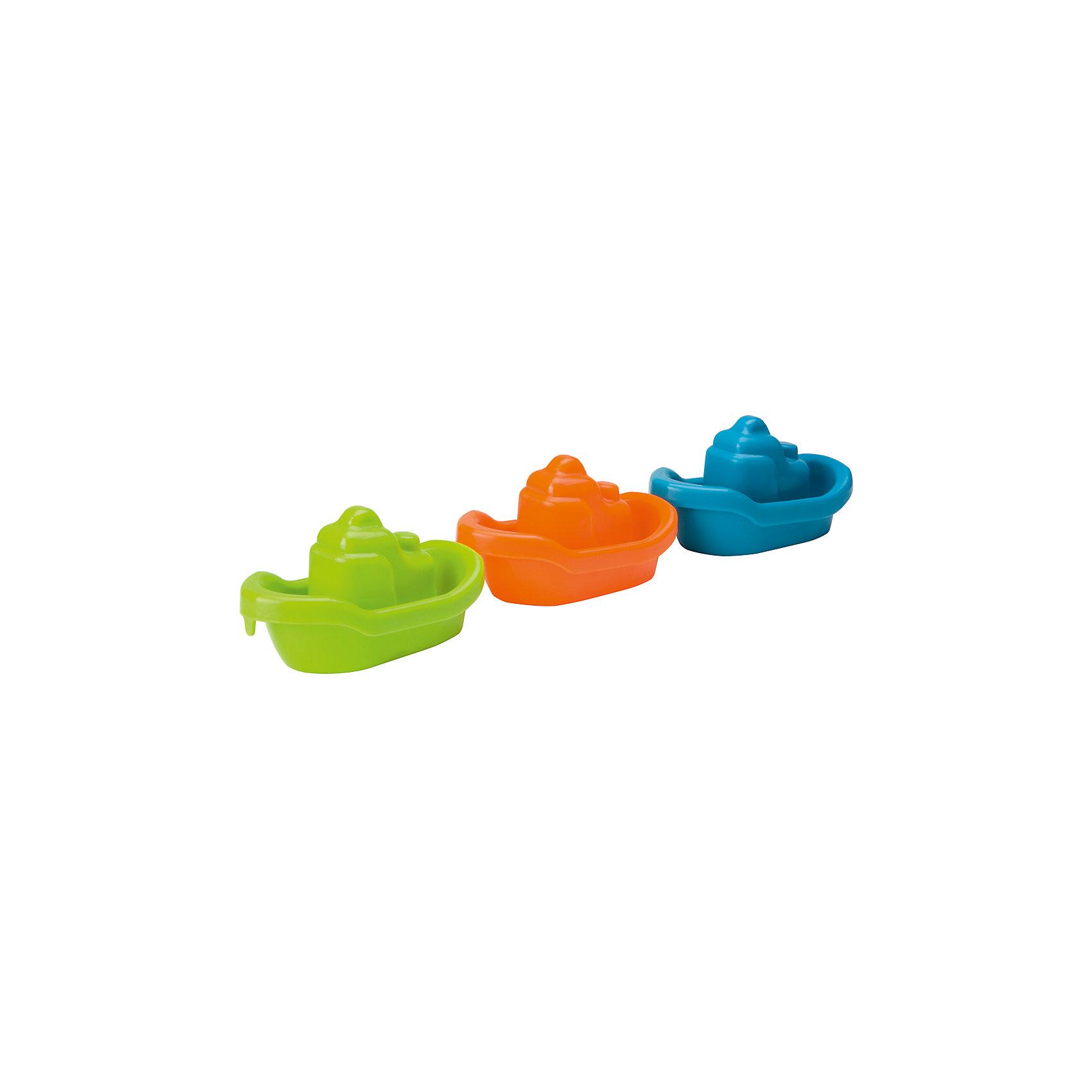 Игрушка для ванны 3 разноцветные лодочки, ALEXИгрушки ПВХ<br>Характеристики:<br><br>• для детей в возрасте: от 12 месяцев<br>• в комплекте: 3 разноцветные лодочки<br>• материал: высококачественный пластик<br>• размер упаковки:178х70х171 мм.<br>• вес: 181 гр.<br><br>Набор для ванны «3 разноцветные лодочки» ALEX (АЛЕКС) привлечет внимание малыша и превратит купание в веселую игру. Ведь с тремя яркими лодочками купаться весело и интересно. Лодочки могут прицепляться друг к другу и плавать вместе, как на буксире. Их можно вставлять одну в другую.<br>Игрушка развивает воображение, цветовосприятие, мелкую моторику, а также помогает ребенку справиться с боязнью воды.<br><br>Игрушку для ванны 3 разноцветные лодочки, ALEX (АЛЕКС) можно купить в нашем интернет-магазине.<br><br>Ширина мм: 178<br>Глубина мм: 70<br>Высота мм: 171<br>Вес г: 181<br>Возраст от месяцев: 12<br>Возраст до месяцев: 2147483647<br>Пол: Унисекс<br>Возраст: Детский<br>SKU: 6725328
