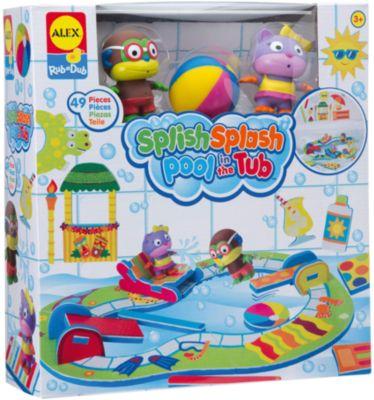 Игрушка для ванны Пляжная вечеринка , ALEX