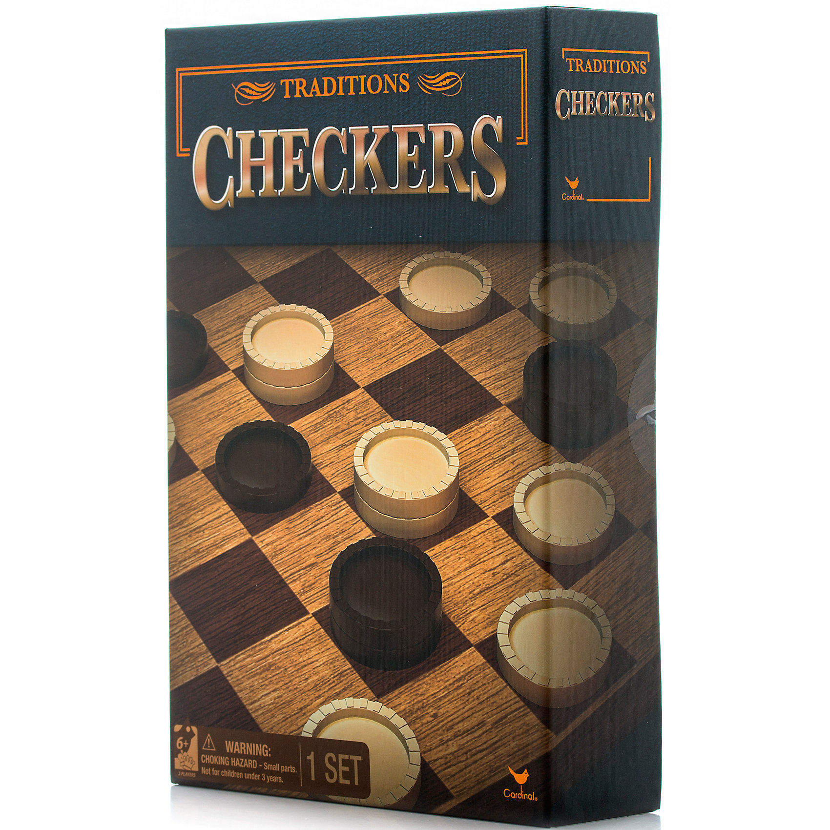 Шашки классические, Spin MasterСпортивные настольные игры<br>Характеристики товара:<br><br>• возраст от 6 лет;<br>• материал: картон, пластик;<br>• в комплекте: игровое поле, 12 белых фигур, 12 черных фигур;<br>• размер игрового поля 34х34 см;<br>• размер упаковки 21х21х6 см;<br>• страна производитель: Китай.<br><br>Шашки классические Spin Master позволят увлекательно и познавательно провести время в кругу семьи и друзей дома или в путешествии. Игра в шашки развивает интеллект, смекалку, тактику, логическое мышление, стратегическое мышление.<br><br>Шашки классические Spin Master можно приобрести в нашем интернет-магазине.<br><br>Ширина мм: 210<br>Глубина мм: 60<br>Высота мм: 210<br>Вес г: 413<br>Возраст от месяцев: 60<br>Возраст до месяцев: 2147483647<br>Пол: Унисекс<br>Возраст: Детский<br>SKU: 6728768