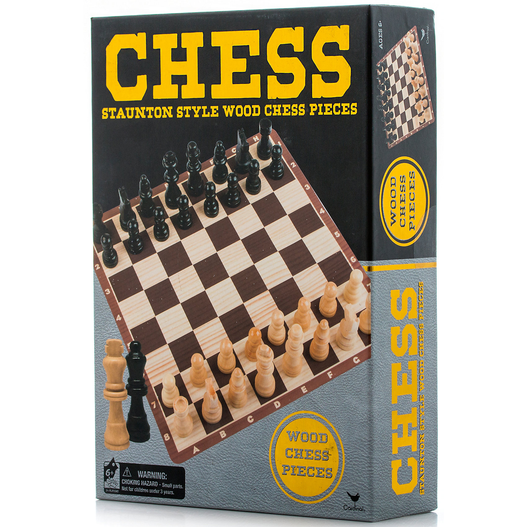 Шахматы классические, Spin MasterНастольные игры<br>Характеристики товара:<br><br>• возраст от 6 лет;<br>• материал: дерево, картон;<br>• в комплекте: складное игровое поле, 16 белых фигур, 16 черных фигур;<br>• размер игрового поля 36х36 см;<br>• размер упаковки 30х28х7 см;<br>• страна производитель: Китай.<br><br>Шахматы классические Spin Master позволят увлекательно и познавательно провести время в кругу семьи и друзей дома или в путешествии. Игра в шахматы развивает интеллект, смекалку, тактику, логическое мышление, стратегическое мышление.<br><br>Шахматы классические Spin Master можно приобрести в нашем интернет-магазине.<br><br>Ширина мм: 200<br>Глубина мм: 70<br>Высота мм: 280<br>Вес г: 608<br>Возраст от месяцев: 72<br>Возраст до месяцев: 2147483647<br>Пол: Унисекс<br>Возраст: Детский<br>SKU: 6728775