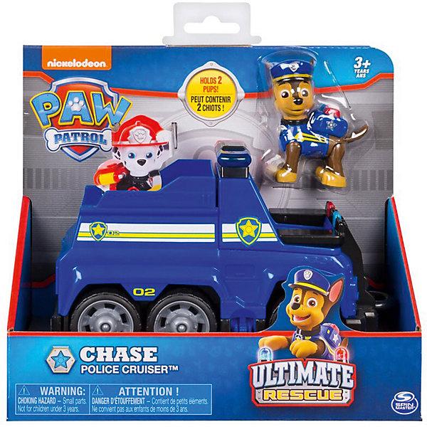 Машина спасателя со щенком Чейз, Щенячий патруль, Spin Master