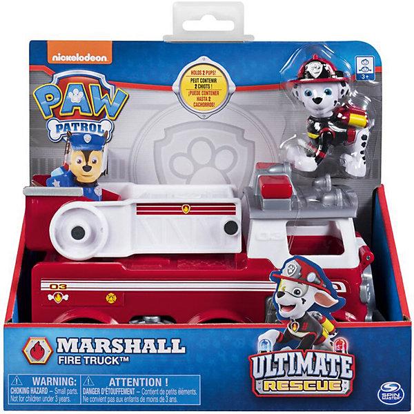 Машина спасателя со щенком Маршал, Щенячий патруль, Spin Master