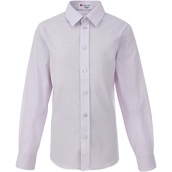 Рубашка для мальчика BUTTON BLUEБлузки и рубашки<br>Рубашка для мальчика BUTTON BLUE<br>Рубашка для мальчика - основа повседневного школьного образа! Школьные рубашки от Button Blue - это качество и комфорт, отличный внешний вид, удобство в уходе, высокая износостойкость. Какая детская рубашка для школы займет место в гардеробе вашего ребенка - зависит только от вас! Готовясь к школьному сезону, вам стоит купить рубашки в трех-четырех цветах, чтобы разнообразить будни ученика.<br>Состав:<br>60% хлопок                40% полиэстер<br>Ширина мм: 174; Глубина мм: 10; Высота мм: 169; Вес г: 157; Цвет: лиловый; Возраст от месяцев: 84; Возраст до месяцев: 96; Пол: Мужской; Возраст: Детский; Размер: 122,146,140,134,128,164,158,152; SKU: 6739126;