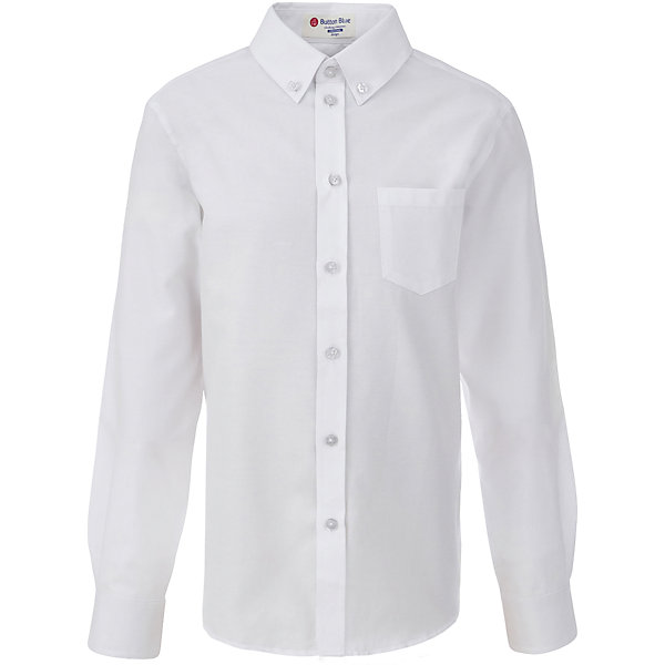 Рубашка для мальчика BUTTON BLUEБлузки и рубашки<br>Рубашка для мальчика BUTTON BLUE<br>Рубашка для мальчика - основа повседневного школьного образа! Школьные рубашки от Button Blue - это качество и комфорт, отличный внешний вид, удобство в уходе, высокая износостойкость. Какая детская рубашка для школы займет место в гардеробе вашего ребенка - зависит только от вас! Готовясь к школьному сезону, вам стоит купить рубашки в трех-четырех цветах, чтобы разнообразить будни ученика.<br>Состав:<br>60% хлопок                40% полиэстер<br>Ширина мм: 174; Глубина мм: 10; Высота мм: 169; Вес г: 157; Цвет: белый; Возраст от месяцев: 96; Возраст до месяцев: 108; Пол: Мужской; Возраст: Детский; Размер: 134,164,122,128,140,146,152,158; SKU: 6739153;