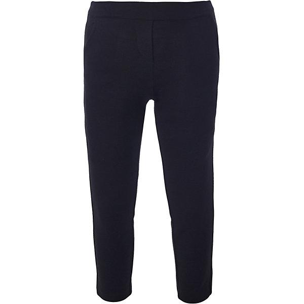 Брюки для девочки BUTTON BLUEБрюки<br>Брюки для девочки BUTTON BLUE<br>Какие брюки для девочек станут основой школьного гардероба? Те, кто уже носил брюки из плотного трикотажа знают: трикотажные школьные брюки - это элегантность, удобство и свобода движений. Купить черные школьные брюки от Button Blue, значит, обеспечить ребенку повседневный комфорт.<br>Состав:<br>75% полиэстер, 21% вискоза,             4% эластан<br>Ширина мм: 215; Глубина мм: 88; Высота мм: 191; Вес г: 336; Цвет: черный; Возраст от месяцев: 72; Возраст до месяцев: 84; Пол: Женский; Возраст: Детский; Размер: 122,164,158,152,146,140,134,128; SKU: 6739456;