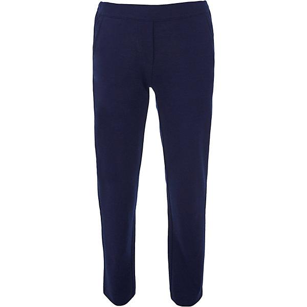 Брюки для девочки BUTTON BLUEБрюки<br>Брюки для девочки BUTTON BLUE<br>Какие брюки для девочек станут основой школьного гардероба? Те, кто уже носил брюки из плотного трикотажа знают: трикотажные школьные брюки - это элегантность, удобство и свобода движений. Купить синие школьные брюки от Button Blue, значит, обеспечить ребенку повседневный комфорт.<br>Состав:<br>75% полиэстер, 21% вискоза,             4% эластан<br>Ширина мм: 215; Глубина мм: 88; Высота мм: 191; Вес г: 336; Цвет: синий; Возраст от месяцев: 144; Возраст до месяцев: 156; Пол: Женский; Возраст: Детский; Размер: 158,164,122,128,134,140,146,152; SKU: 6739465;