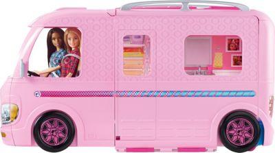 Mattel Волшебный раскладной фургон Barbie