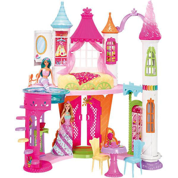 Конфетный дворец Barbie
