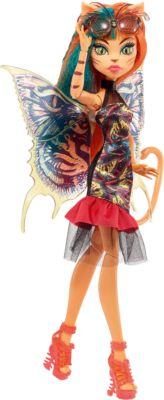 Mattel Кукла Monster High Цветочная монстряшка Торалей Страйп