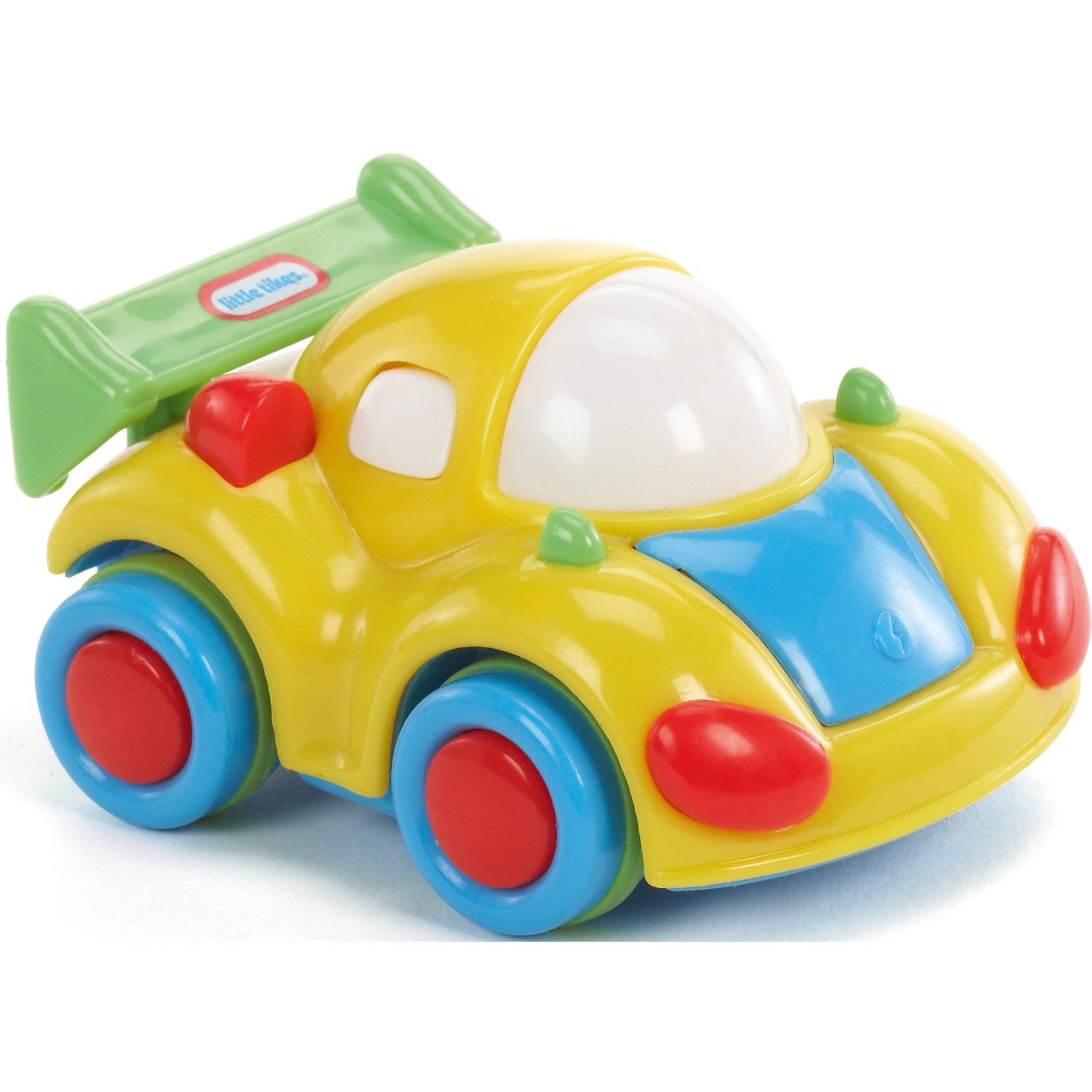 Машинка, Little TikesМашинки и транспорт для малышей<br><br><br>Ширина мм: 65<br>Глубина мм: 85<br>Высота мм: 60<br>Вес г: 118<br>Возраст от месяцев: 12<br>Возраст до месяцев: 36<br>Пол: Мужской<br>Возраст: Детский<br>SKU: 6739770