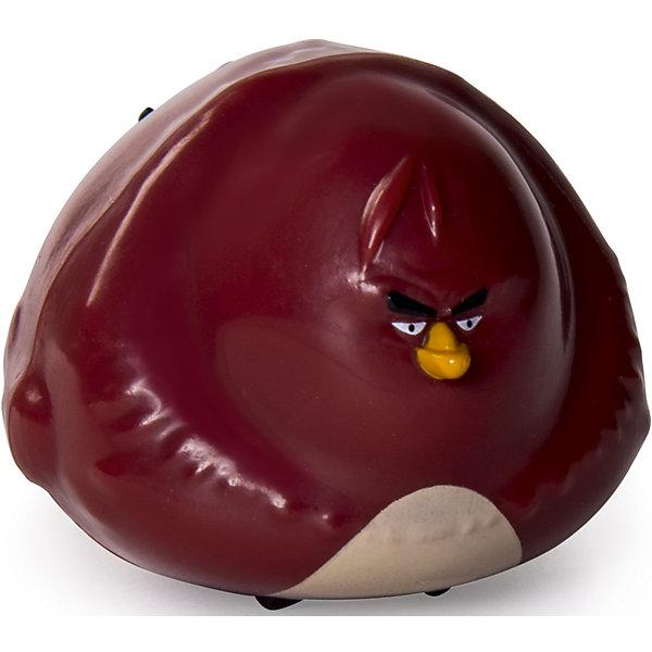 Птичка на колесиках Теренс, Angry BirdsКоллекционные и игровые фигурки<br>Характеристики товара:<br><br>• возраст от 3 лет;<br>• материал: пластик;<br>• размер машинки 6 см;<br>• размер упаковки 15х16х4 см;<br>• вес упаковки 320 гр.;<br>• страна производитель: Китай.<br><br>Птичка на колесиках «Теренс» Angry Birds — персонаж известной компьютерной игры Angry Birds, в которой злые птички сражаются со смешными зелеными поросятами. Игрушка выполнена в виде птички на колесиках, благодаря которым она может ездить по поверхности. Дети могут собрать целую коллекцию популярных персонажей. Игрушка изготовлена из качественного пластика.<br><br>Птичку на колесиках «Теренс» Angry Birds можно приобрести в нашем интернет-магазине.<br><br>Ширина мм: 162<br>Глубина мм: 149<br>Высота мм: 40<br>Вес г: 23<br>Возраст от месяцев: 48<br>Возраст до месяцев: 96<br>Пол: Мужской<br>Возраст: Детский<br>SKU: 6741907