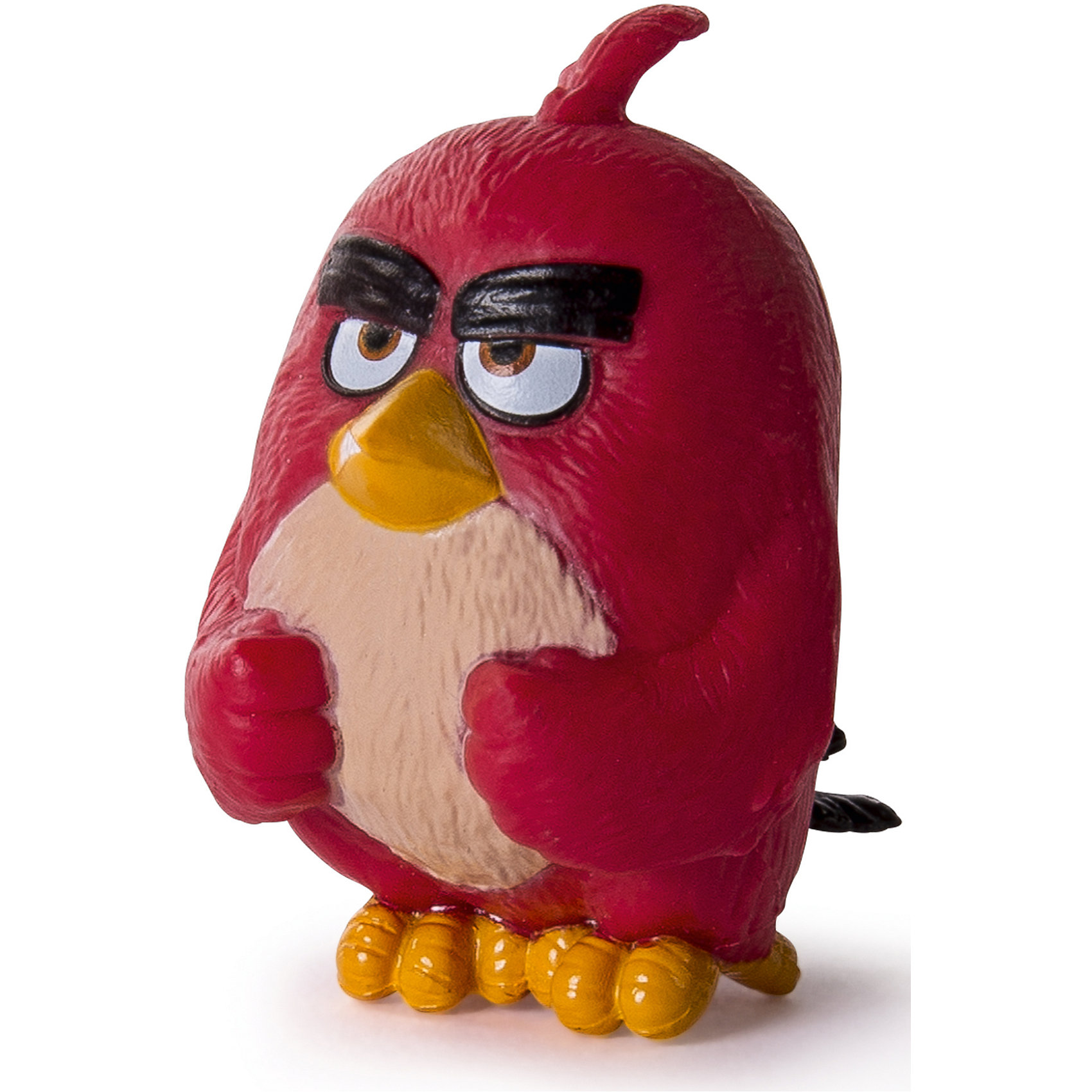 Коллекционная фигурка , Angry BirdsЛюбимые герои<br>Характеристики товара:<br><br>• возраст от 3 лет;<br>• материал: пластик;<br>• высота фигурки 5 см;<br>• размер упаковки 15х16х4 см;<br>• вес упаковки 320 гр.;<br>• страна производитель: Китай.<br><br>Коллекционная фигурка «Ред» Angry Birds — персонаж известной компьютерной игры Angry Birds, в которой злые птички сражаются со смешными зелеными поросятами. Дети могут собрать целую коллекцию популярных персонажей, а также придумать с ними сюжеты для игры. Игрушка изготовлена из качественного пластика.<br><br>Коллекционную фигурку «Ред» Angry Birds можно приобрести в нашем интернет-магазине.<br><br>Ширина мм: 131<br>Глубина мм: 123<br>Высота мм: 45<br>Вес г: 23<br>Возраст от месяцев: 48<br>Возраст до месяцев: 96<br>Пол: Мужской<br>Возраст: Детский<br>SKU: 6741917