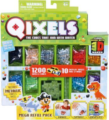 Spin Master QIXELS Дополнительный набор кубиков Qixels