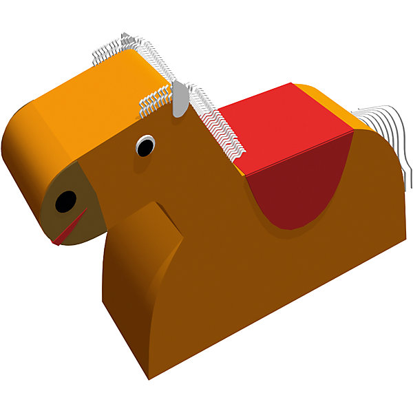 Контурная игрушка Лошадка, RomanaДетские мягкие кресла<br>Характеристики:<br><br>• развивает вестибулярный аппарат;<br>• укрепляет мышцы;<br>• размер игрушки: 80х50х25 см;<br>• вес: 3500 грамм;<br>• размер упаковки: 80х50х25 см.<br><br>Контурная игрушка от Romana развлечет ребенка и поможет укрепить мышцы спины и ног. Игрушка подходит как для домашнего использования, так и для детских образовательных учреждений. <br><br>Для большей реалистичности лошадка дополнена гривой, вожжами и седлом со стременами. Мягкие материалы исключают травмирование ребенка во время игры. При необходимости лошадка легко очищается любыми моющими средствами.<br><br>Контурную игрушку Лошадка, Romana (Романа) вы можете купить в нашем интернет-магазине.<br><br>Ширина мм: 800<br>Глубина мм: 250<br>Высота мм: 500<br>Вес г: 3500<br>Возраст от месяцев: 36<br>Возраст до месяцев: 60<br>Пол: Унисекс<br>Возраст: Детский<br>SKU: 6742456