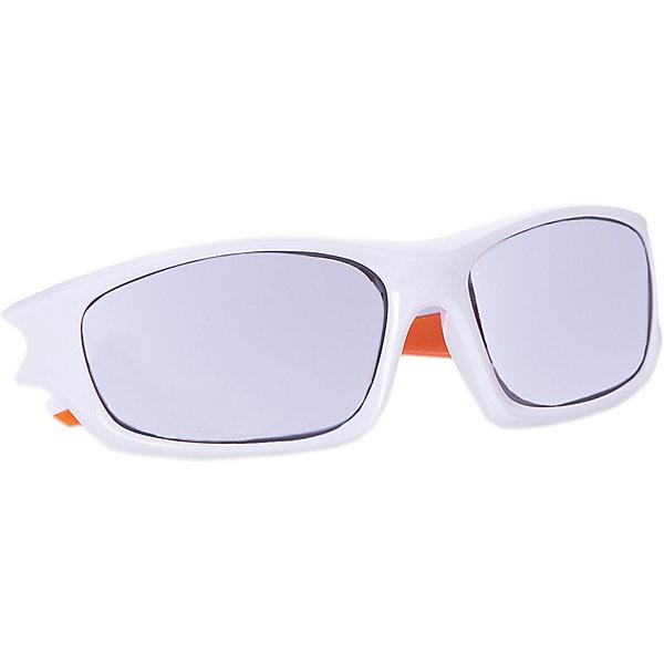 Очки солнцезащитные FLEXXY TEEN, бело-оранжевые, ALPINAСолнцезащитные очки<br>Характеристики:<br><br>• возраст: от 5 лет;<br>• материал: пластик;<br>• размер упаковки: 19х3х3 см;<br>• вес упаковки: 200 гр.;<br>• страна производитель: Китай.<br><br>Очки солнцезащитные Alpina Flexxy Teen бело-оранжевые защищают глаза от попадания солнечных лучей во время прогулки, отдыха на природе, катания на велосипеде, занятий спортом. Линзы выполнены из прочного материала, устойчивого к разбиванию. Они защищают глаза от всех типов УФ-лучей и не запотевают.<br><br>Очки солнцезащитные Alpina Flexxy Teen бело-оранжевые можно приобрести в нашем интернет-магазине.<br>Ширина мм: 190; Глубина мм: 30; Высота мм: 30; Вес г: 200; Возраст от месяцев: 60; Возраст до месяцев: 144; Пол: Унисекс; Возраст: Детский; SKU: 6749318;