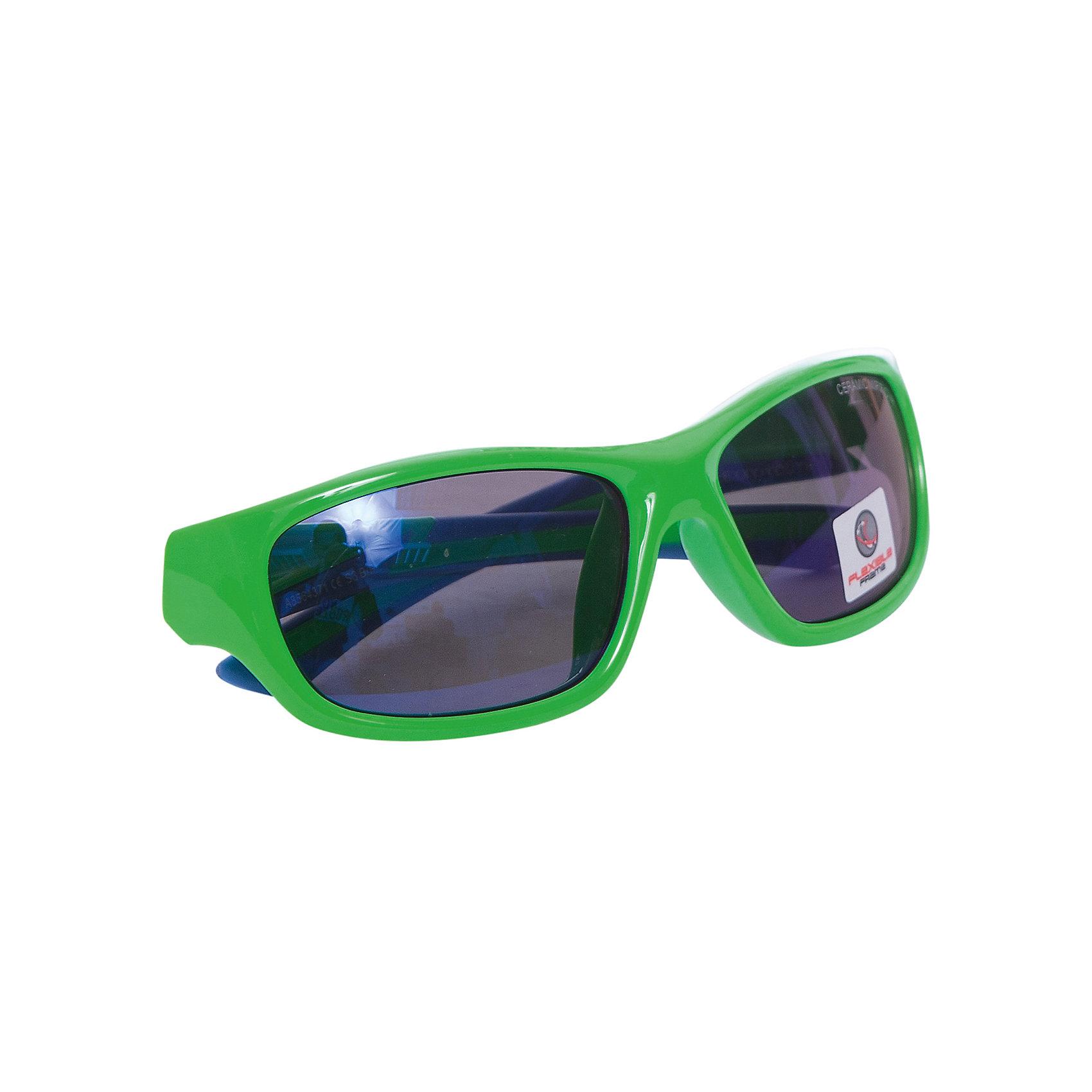 Очки солнцезащитные FLEXXY YOUTH, неоновые, ALPINA
