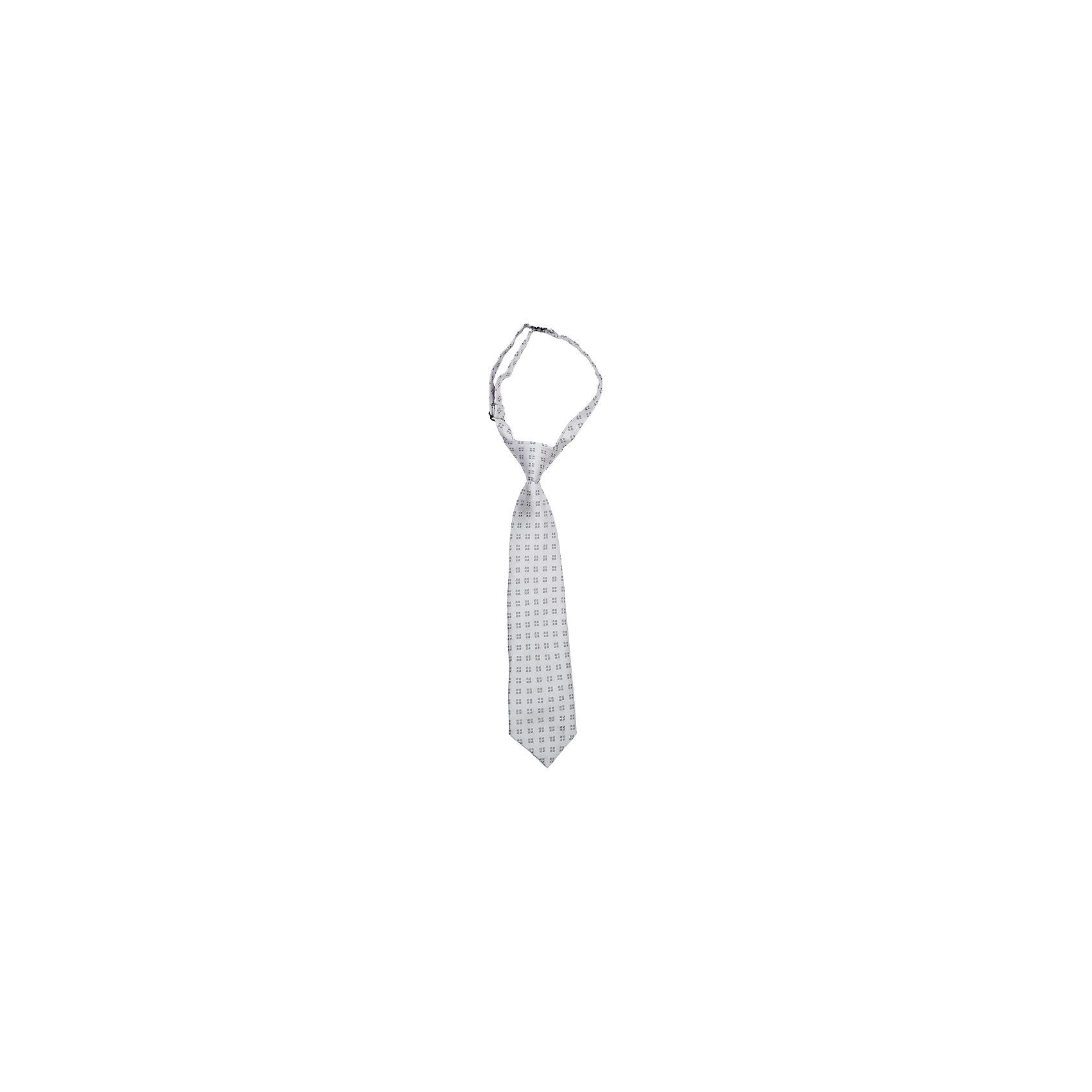 Галстук  для мальчика ScoolАксессуары<br>Галстук  для мальчика Scool<br>Классический галстук серого цвета в мелкий узор.<br>Состав:<br>100% полиэстер<br><br>Ширина мм: 170<br>Глубина мм: 157<br>Высота мм: 67<br>Вес г: 117<br>Цвет: серый<br>Возраст от месяцев: 60<br>Возраст до месяцев: 132<br>Пол: Мужской<br>Возраст: Детский<br>Размер: one size<br>SKU: 6754316