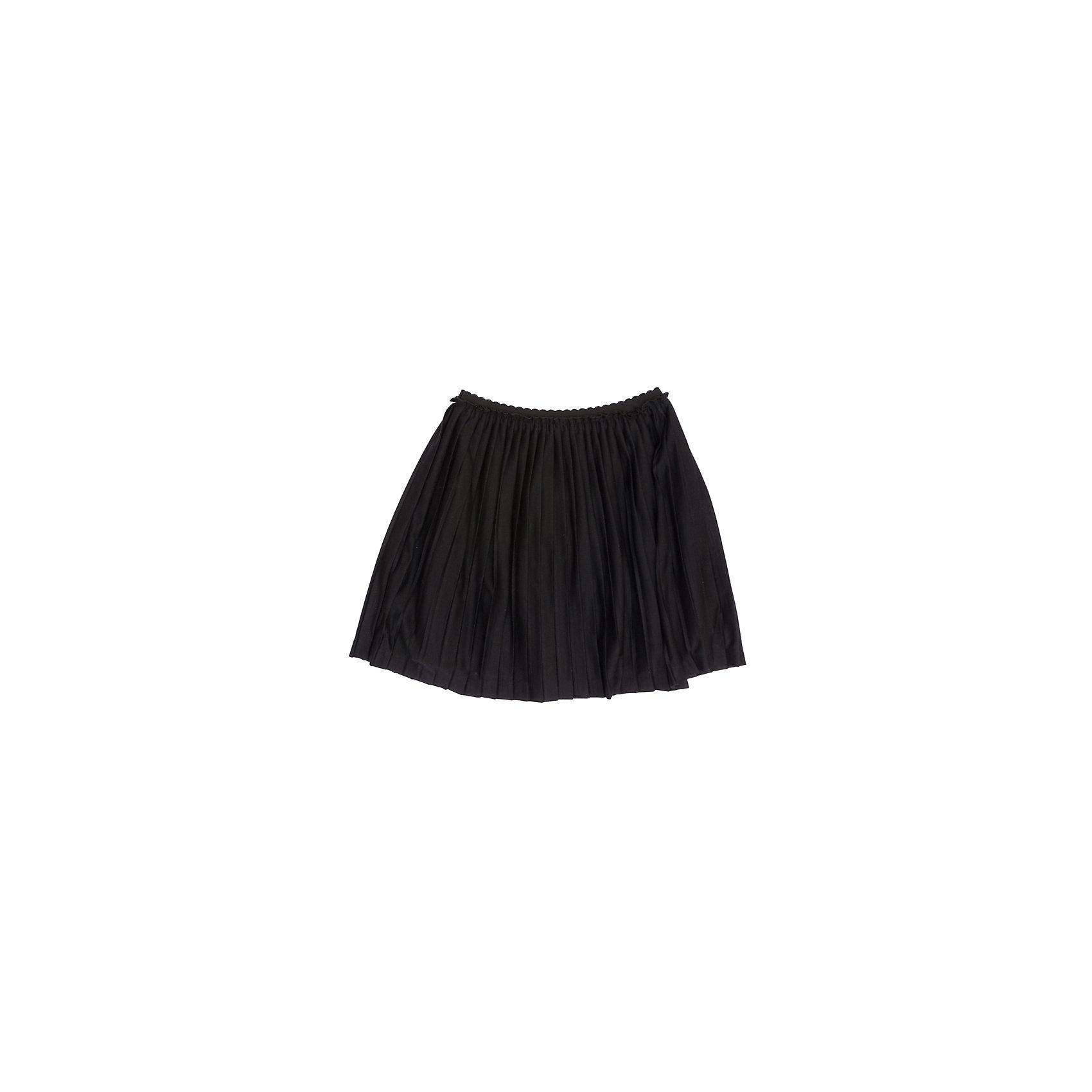Юбка для девочки ScoolЮбки<br>Юбка для девочки Scool<br>Плиссированная юбка.<br><br>Мягкая хлопковая подкладка обеспечивает дополнительное удобство. Пояс на трикотажной резинке. Универсальный  цвет позволяет сочетать ее  с любой одеждой и аксессуарами.<br>Состав:<br>100% полиэстер<br><br>Ширина мм: 207<br>Глубина мм: 10<br>Высота мм: 189<br>Вес г: 183<br>Цвет: черный<br>Возраст от месяцев: 120<br>Возраст до месяцев: 132<br>Пол: Женский<br>Возраст: Детский<br>Размер: 146,128,134,140,152,158,164,122<br>SKU: 6754324