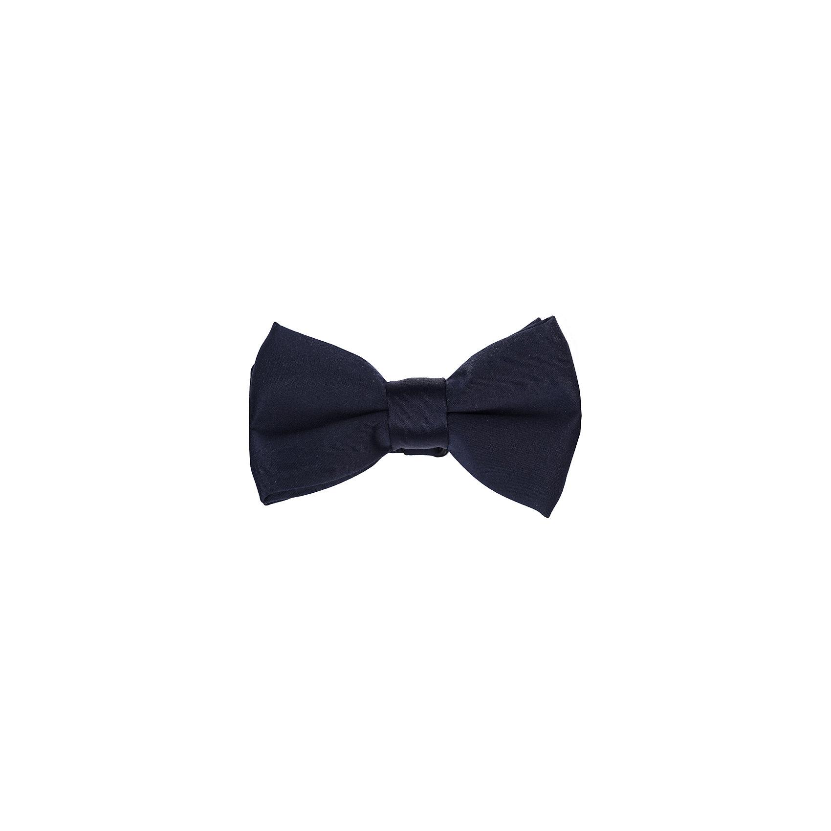 Галстук-бабочка  для мальчика ScoolАксессуары<br>Галстук-бабочка  для мальчика Scool<br>Аккуратный галстук - бабочка прекрасно подойдет для официальных и праздничных мероприятий. Он подчеркнет индивидуальность ребенка. Модель на регулируемом ремешке.<br>Состав:<br>100% полиэстер<br><br>Ширина мм: 170<br>Глубина мм: 157<br>Высота мм: 67<br>Вес г: 117<br>Цвет: полуночно-синий<br>Возраст от месяцев: 60<br>Возраст до месяцев: 132<br>Пол: Мужской<br>Возраст: Детский<br>Размер: one size<br>SKU: 6754545