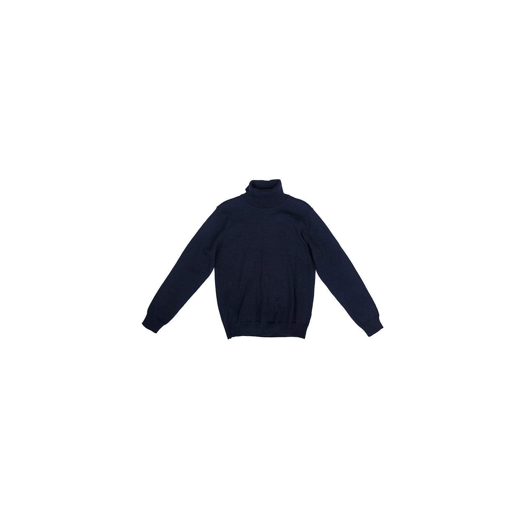 Свитер трикотажный для мальчика ScoolСвитера и кардиганы<br>Свитер трикотажный для мальчика Scool<br>Практичный и удобный свитер сможет быть одной из базовых вещей детского гардероба. Манжеты горловина и низ на мягких резинках. Модель из мягкой ткани приятной на ощупьПреимущества: Высокая горловинаПриятная на ощупь ткань<br>Состав:<br>60% хлопок, 40% акрил<br><br>Ширина мм: 190<br>Глубина мм: 74<br>Высота мм: 229<br>Вес г: 236<br>Цвет: синий<br>Возраст от месяцев: 156<br>Возраст до месяцев: 168<br>Пол: Мужской<br>Возраст: Детский<br>Размер: 164,122,128,134,140,146,152,158<br>SKU: 6754599