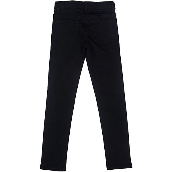 Купить Брюки текстильные для девочки S'cool, Китай, черный, 140, 134, 128, 164, 158, 152, 146, Женский