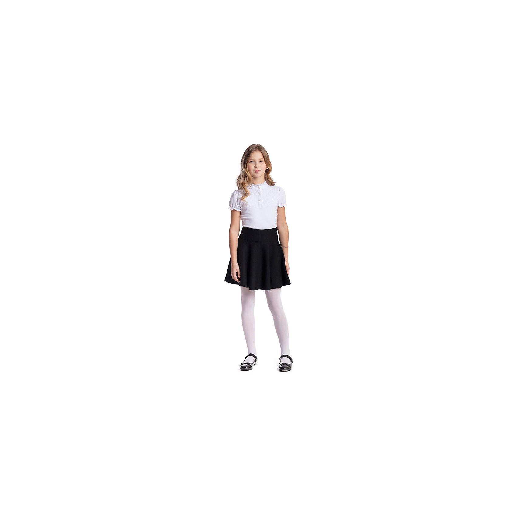 Юбка трикотажная для девочки ScoolЮбки<br>Юбка трикотажная для девочки Scool<br>Юбка из мягкой трикотажной ткани сможет быть одной из базовых вещей детского повседневного гардероба. Модель бесшовная с завышенной талией и мягкими струящимися складками.<br>Состав:<br>80% вискоза, 20% полиэстер<br><br>Ширина мм: 207<br>Глубина мм: 10<br>Высота мм: 189<br>Вес г: 183<br>Цвет: черный<br>Возраст от месяцев: 156<br>Возраст до месяцев: 168<br>Пол: Женский<br>Возраст: Детский<br>Размер: 164,122,128,134,140,146,152,158<br>SKU: 6754773