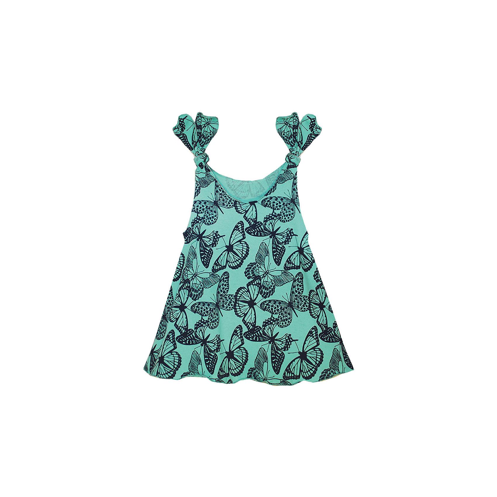 Платье для девочки KotMarKotПлатья и сарафаны<br>Платье для девочки KotMarKot<br>Состав:<br>100% хлопок<br><br>Ширина мм: 236<br>Глубина мм: 16<br>Высота мм: 184<br>Вес г: 177<br>Цвет: зеленый<br>Возраст от месяцев: 72<br>Возраст до месяцев: 84<br>Пол: Женский<br>Возраст: Детский<br>Размер: 122,92,98,104,110,116<br>SKU: 6755112
