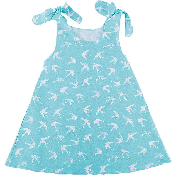 Платье для девочки KotMarKotПлатья и сарафаны<br>Характеристики товара:<br><br>• цвет: зеленый<br>• состав ткани: 100% хлопок<br>• сезон: лето<br>• страна бренда: Россия<br>• страна изготовитель: Россия<br><br>Российский бренд KotMarKot - это стильный продуманный дизайн и неизменно высокое качество исполнения. Летнее платье для ребенка отличается мягкими швами. Детское платье легко надевается. Платье для ребенка выполнено из натурального дышащего хлопка.<br><br>Платье KotMarKot (КотМарКот) для девочки можно купить в нашем интернет-магазине.<br>Ширина мм: 236; Глубина мм: 16; Высота мм: 184; Вес г: 177; Цвет: зеленый; Возраст от месяцев: 18; Возраст до месяцев: 24; Пол: Женский; Возраст: Детский; Размер: 92,122,116,110,104,98; SKU: 6755126;