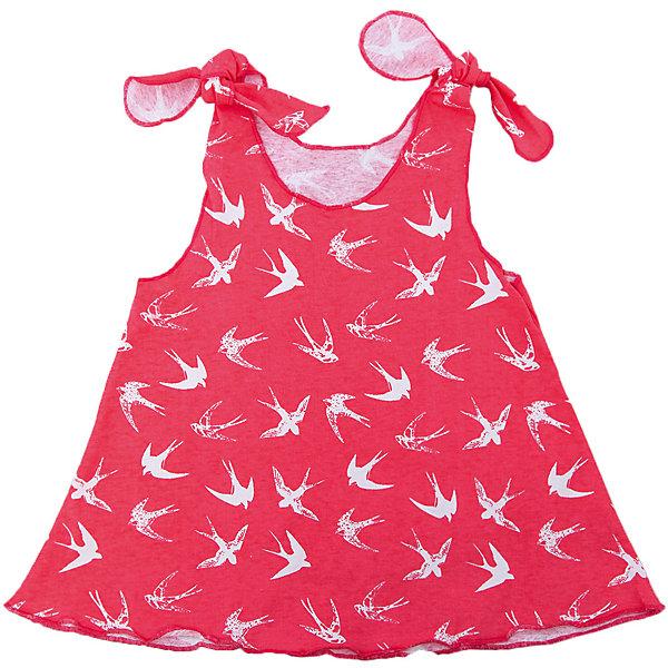 Платье для девочки KotMarKotПлатья и сарафаны<br>Платье для девочки KotMarKot<br>Состав:<br>100% хлопок<br><br>Ширина мм: 236<br>Глубина мм: 16<br>Высота мм: 184<br>Вес г: 177<br>Цвет: розовый<br>Возраст от месяцев: 18<br>Возраст до месяцев: 24<br>Пол: Женский<br>Возраст: Детский<br>Размер: 92,122,116,110,104,98<br>SKU: 6755133