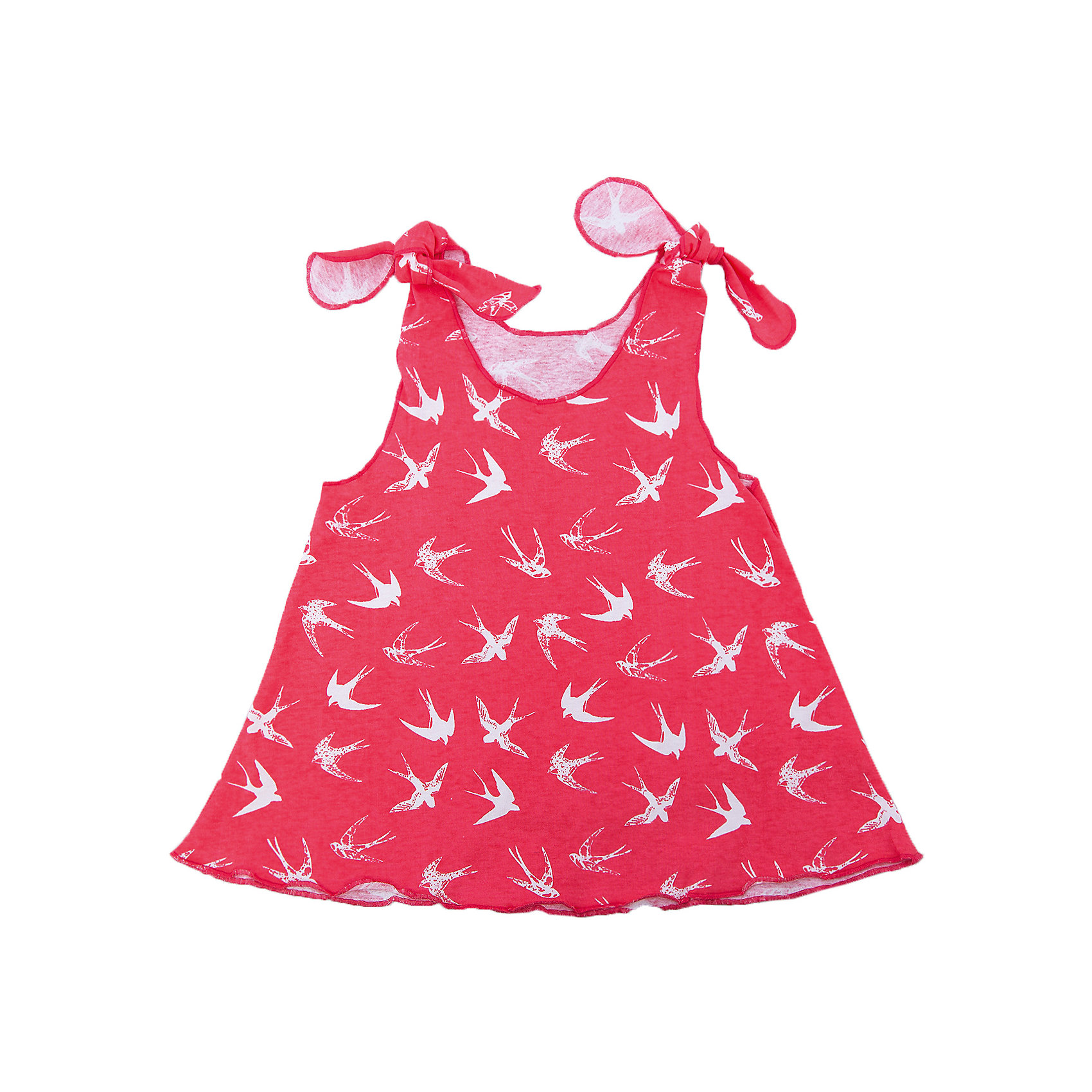 Платье для девочки KotMarKotПлатья и сарафаны<br>Платье для девочки KotMarKot<br>Состав:<br>100% хлопок<br><br>Ширина мм: 236<br>Глубина мм: 16<br>Высота мм: 184<br>Вес г: 177<br>Цвет: розовый<br>Возраст от месяцев: 72<br>Возраст до месяцев: 84<br>Пол: Женский<br>Возраст: Детский<br>Размер: 122,92,98,104,110,116<br>SKU: 6755133