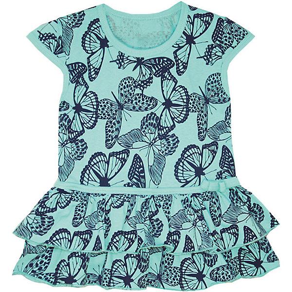 Платье для девочки KotMarKotПлатья и сарафаны<br>Характеристики товара:<br><br>• цвет: зеленый<br>• состав ткани: 100% хлопок<br>• сезон: лето<br>• короткие рукава<br>• страна бренда: Россия<br>• страна изготовитель: Россия<br><br>Популярный российский бренд KotMarKot - это стильный продуманный дизайн и неизменно высокое качество исполнения. Летнее платье для ребенка отличается мягкими швами. Детское платье легко надевается. Платье для ребенка выполнено из натурального дышащего хлопка.<br><br>Платье KotMarKot (КотМарКот) для девочки можно купить в нашем интернет-магазине.<br>Ширина мм: 236; Глубина мм: 16; Высота мм: 184; Вес г: 177; Цвет: зеленый; Возраст от месяцев: 18; Возраст до месяцев: 24; Пол: Женский; Возраст: Детский; Размер: 92,122,116,110,104,98; SKU: 6755147;