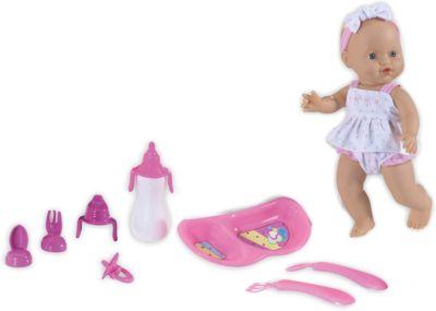 Кукла Le Petit Bebe с аксессуарами для кормления, Loko Toys