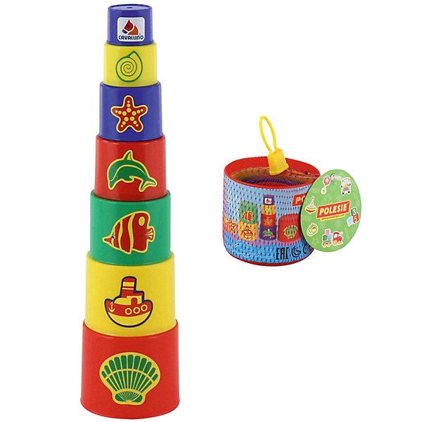 Занимательная пирамидка №3, 7 элементов, ПолесьеРазвивающие игрушки<br>Характеристики товара:<br><br>• возраст: от 12 мес<br>• количество деталей: 7 шт<br>• материал: пластик<br>• высота пирамидки: 50 см.<br>Страна обладатель бренда: Беларусь.<br><br>Интересная игрушка Занимательная пирамидка поможет развить у ребенка логическое и абстрактное мышление, а также моторику рук. <br><br>Собрать ее не составит никакого труда, ведь все элементы соединяются между собой легко и просто.<br><br>Занимательную пирамидку №3, 7 элементов, Полесье можно купить в нашем интернет-магазине.<br>Ширина мм: 85; Глубина мм: 20; Высота мм: 84; Вес г: 123; Возраст от месяцев: 36; Возраст до месяцев: 2147483647; Пол: Унисекс; Возраст: Детский; SKU: 6760711;